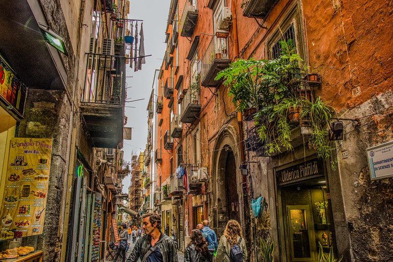 Old City Naples