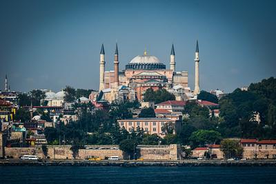 Haga Sophia Mosque