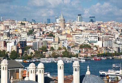 The Golden Horn, Istanbul