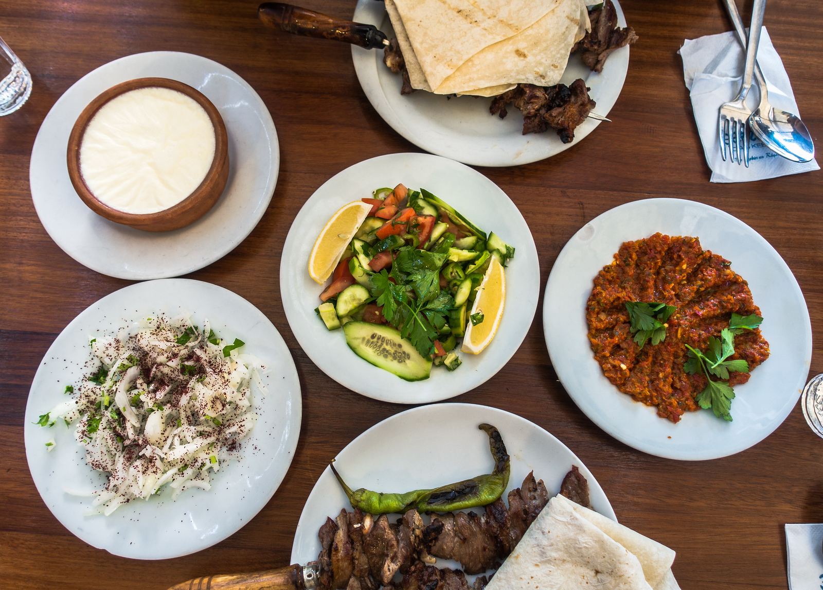 Thing to Do in Istanbul - Turkish Food