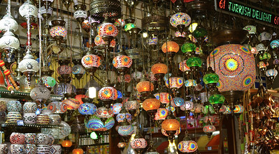 Egyptian Spice Bazaar/Covered Market, Istanbul