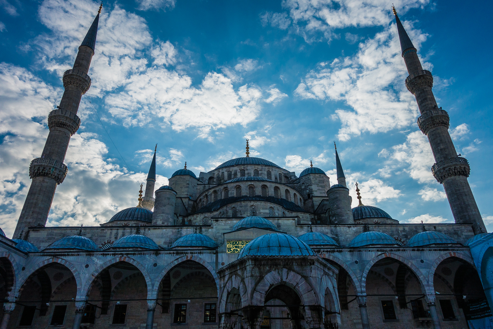 Things to do in istanbul - the Blue Mosque