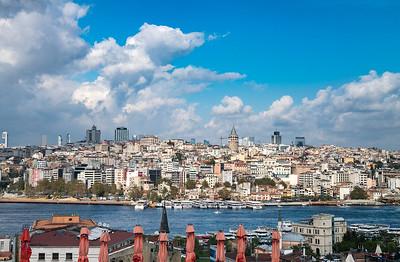 Istanbul, fall 2017