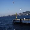 The Sea of Marmara.