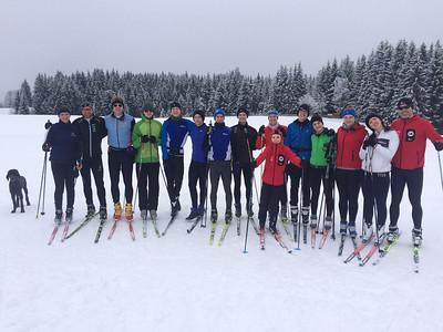 2016-2 Langlauf Trainingscamp Ramsau