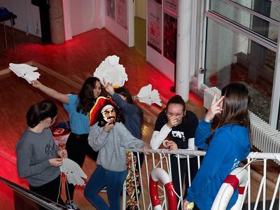 Aufbau Piratenball 2019