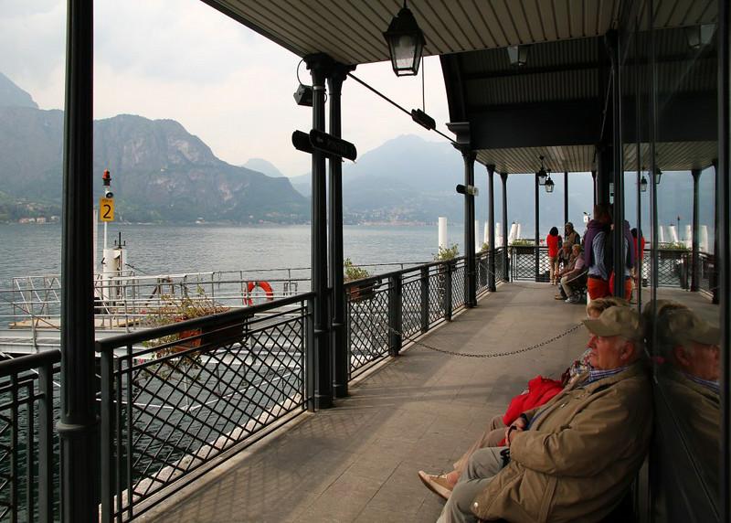 Margem do Lago Como
