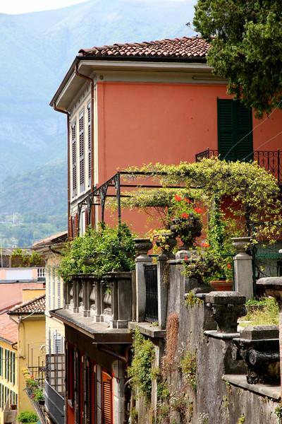Detalhes Arquitetônicos de Bellagio