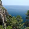 Vista do Mar Tirreno