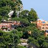 Vista da Ilha de Capri