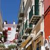 Detalhes Arquitetônicos da Ilha de Capri