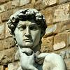 Cópia da Escultura de Davi de Michelangelo