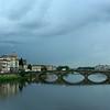 Ponte sobre o Rio Arno