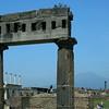 Detalhe Arquitetônico de Pompéia