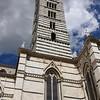Campanário da Catedral de Siena