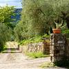 Via na Região da Toscana