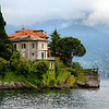 Margem do Lago Como