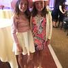 Sisters Molly and Mya Shanahan of Dunstable