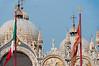 Cúpulas en la Basílica de San Marco