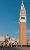 Campanario y Basílica de San Marco