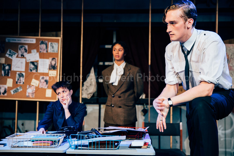 The Angry Brigade @ Italia Conti by Greg Goodale_205