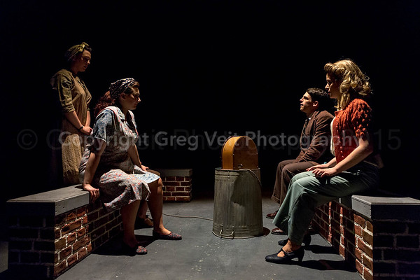 'Touched', Steven Lowe – directed by Anna Jordan Avondale Theatre – Wednesday 10th June