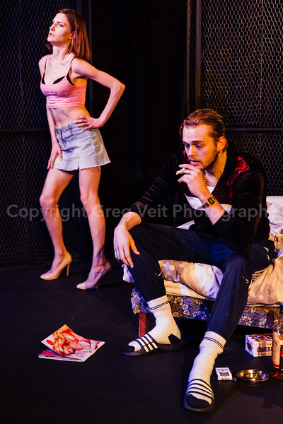 93_Chicken Shop @ Italia Conti by Greg Goodale