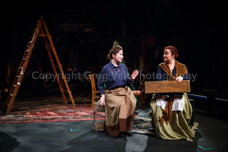 82_Our Town @ Italia Conti by Greg Goodale