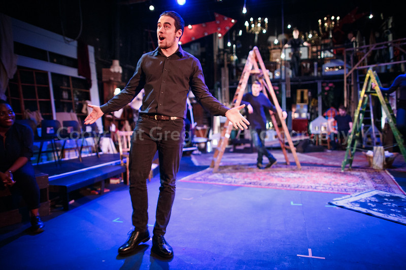 29_Our Town @ Italia Conti by Greg Goodale