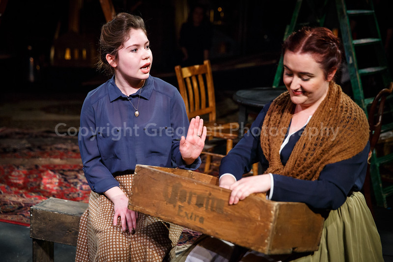 90_Our Town @ Italia Conti by Greg Goodale
