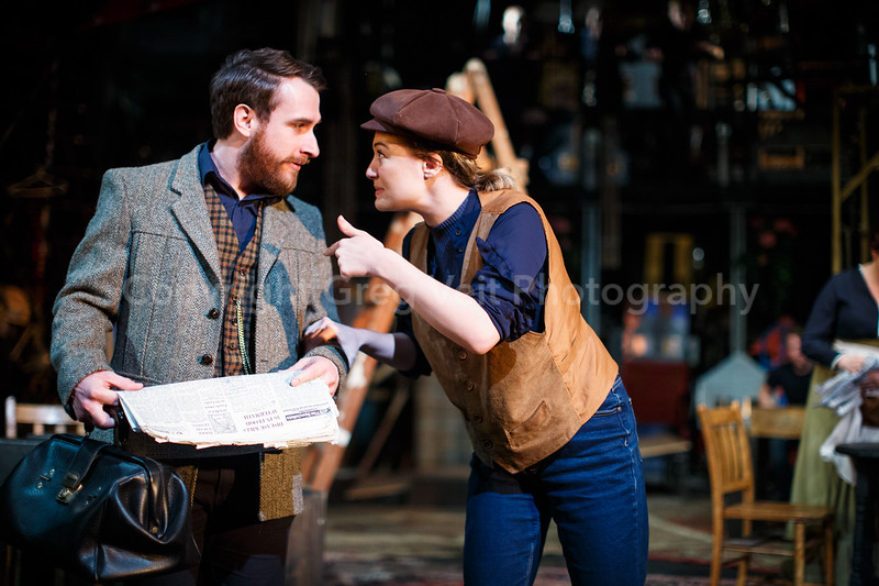 49_Our Town @ Italia Conti by Greg Goodale