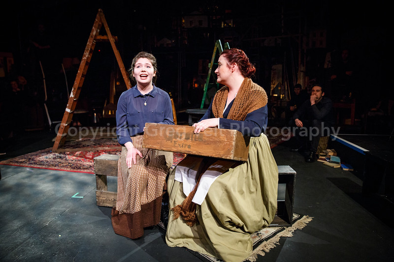 87_Our Town @ Italia Conti by Greg Goodale