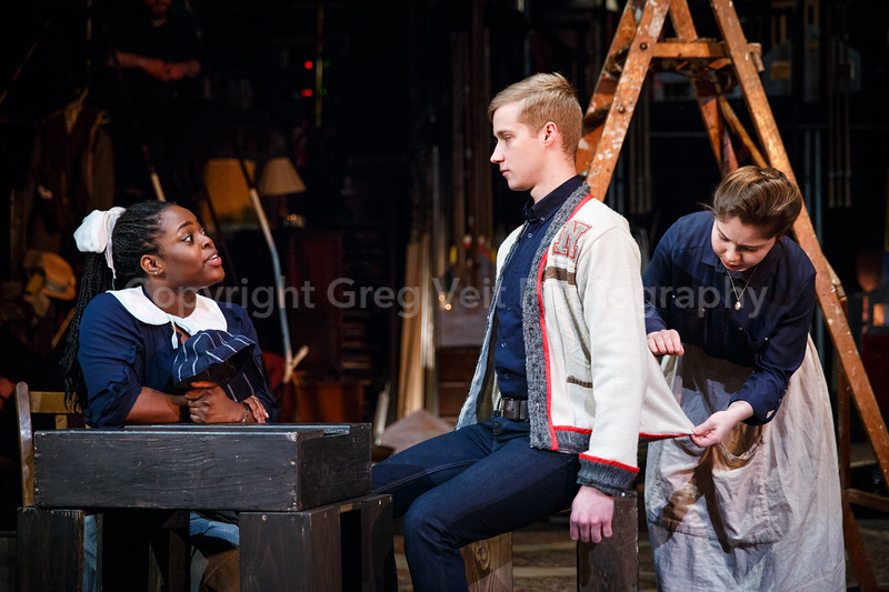 78_Our Town @ Italia Conti by Greg Goodale