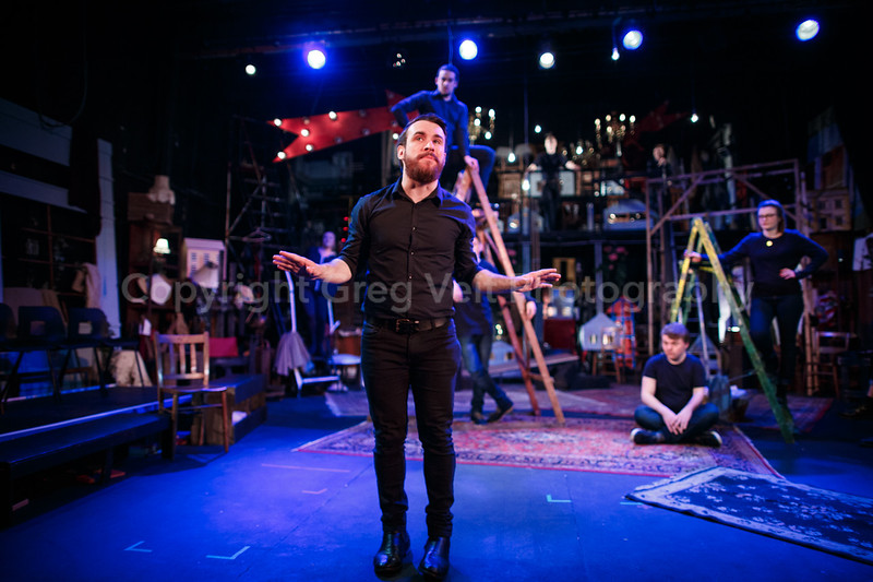 18_Our Town @ Italia Conti by Greg Goodale