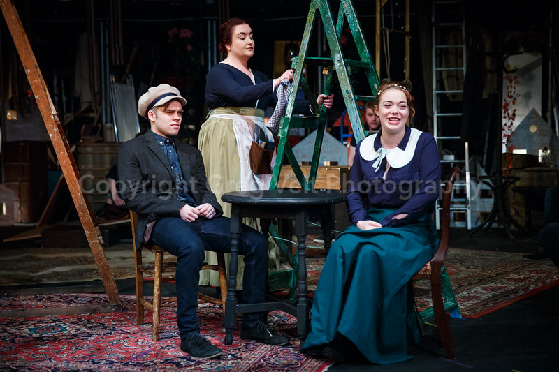 73_Our Town @ Italia Conti by Greg Goodale