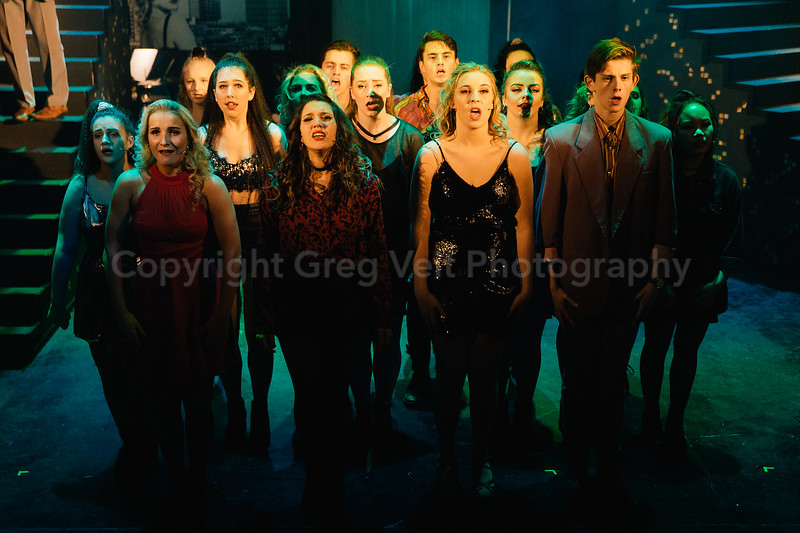 145_Bright Lights, Big City Group B @ Italia Conti Academy by Greg Goodale