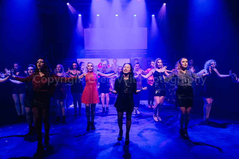 190_Bright Lights, Big City Group B @ Italia Conti Academy by Greg Goodale