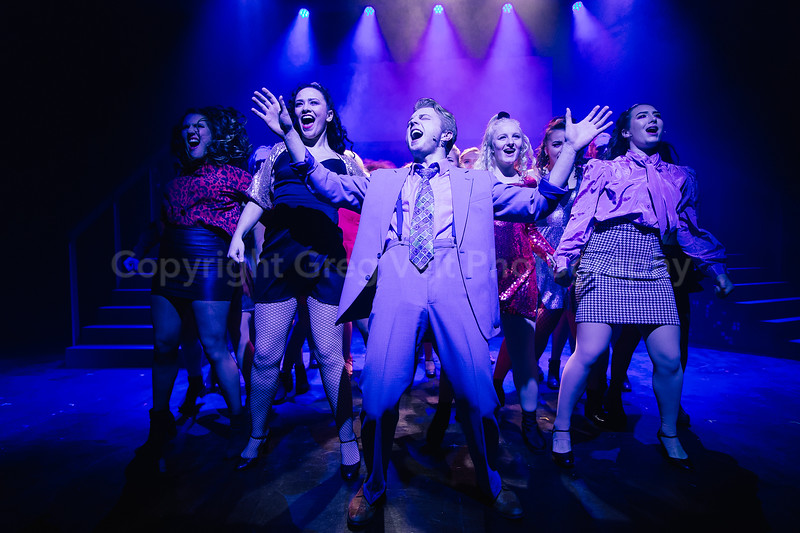 68_Bright Lights, Big City Group B @ Italia Conti Academy by Greg Goodale