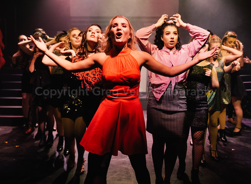 171_Bright Lights, Big City Group B @ Italia Conti Academy by Greg Goodale