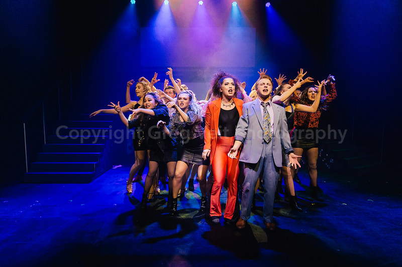 210_Bright Lights, Big City Group B @ Italia Conti Academy by Greg Goodale