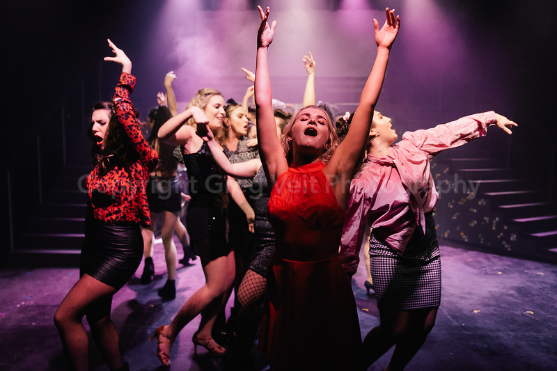 188_Bright Lights, Big City Group B @ Italia Conti Academy by Greg Goodale