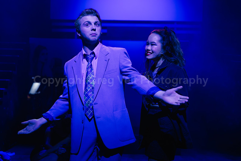 82_Bright Lights, Big City Group B @ Italia Conti Academy by Greg Goodale