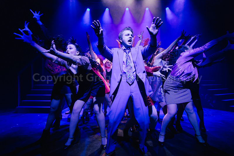 65_Bright Lights, Big City Group B @ Italia Conti Academy by Greg Goodale