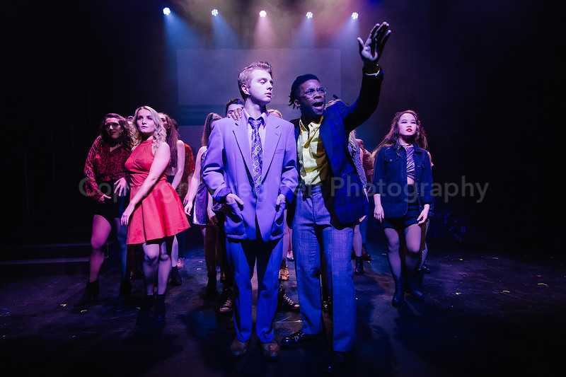 120_Bright Lights, Big City Group B @ Italia Conti Academy by Greg Goodale