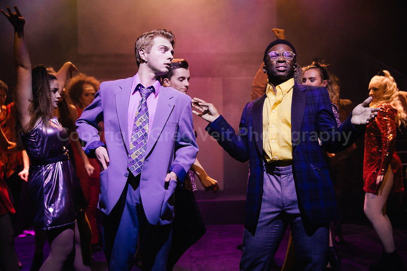 111_Bright Lights, Big City Group B @ Italia Conti Academy by Greg Goodale