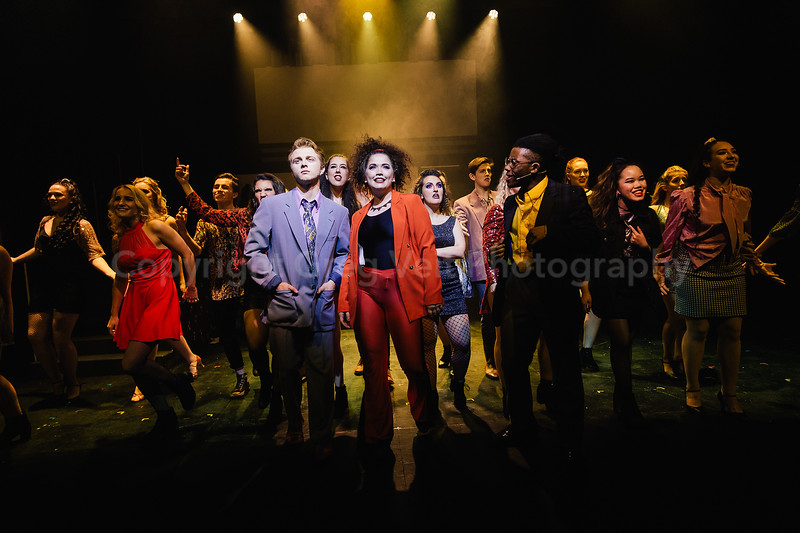 139_Bright Lights, Big City Group B @ Italia Conti Academy by Greg Goodale