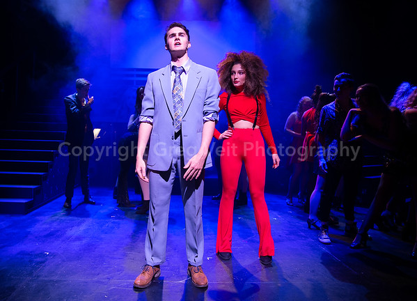25_Bright Lights, Big City Group A @ Italia Conti by Greg Goodale