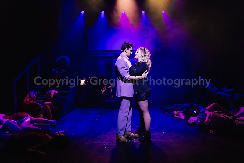 87_Bright Lights, Big City Group A @ Italia Conti by Greg Goodale