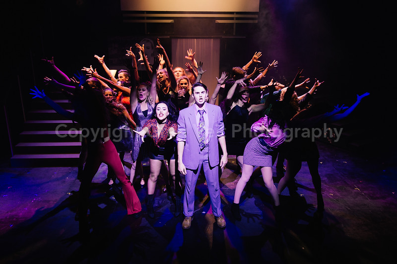 53_Bright Lights, Big City Group A @ Italia Conti by Greg Goodale