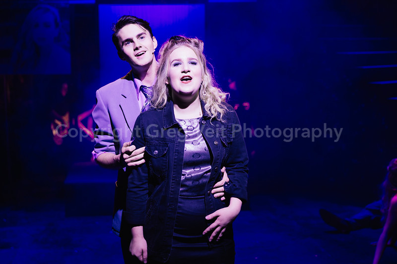 73_Bright Lights, Big City Group A @ Italia Conti by Greg Goodale